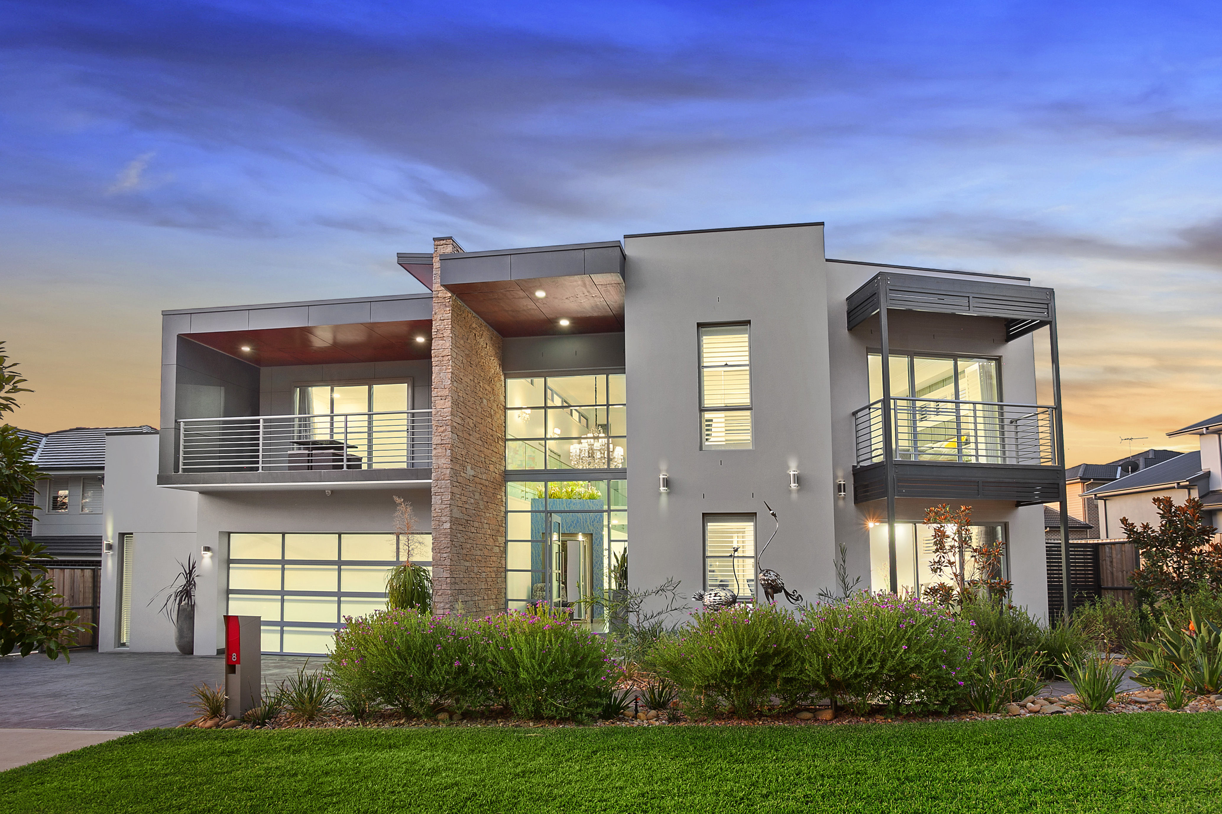5 Rooms, House, Sold , Lomandra Crescent, 4 Bathrooms, Listing ID 1059, The Ponds , NSW , Australia,