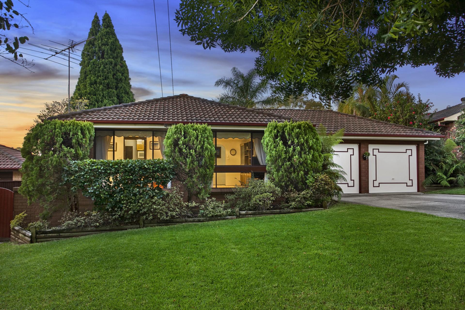 4 Rooms, House, Sold , Quintana Avenue, 1 Bathrooms, Listing ID 1102, Baulkham Hills, NSW, Australia,