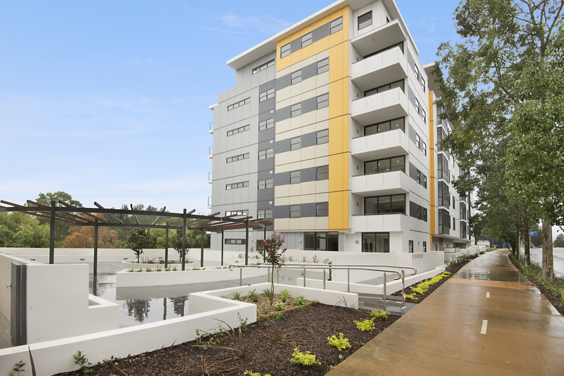 3 Bedrooms, Apartment, Leased, Caddies Boulevard, 2 Bathrooms, Listing ID 1140, Rouse Hill, NSW, Australia,
