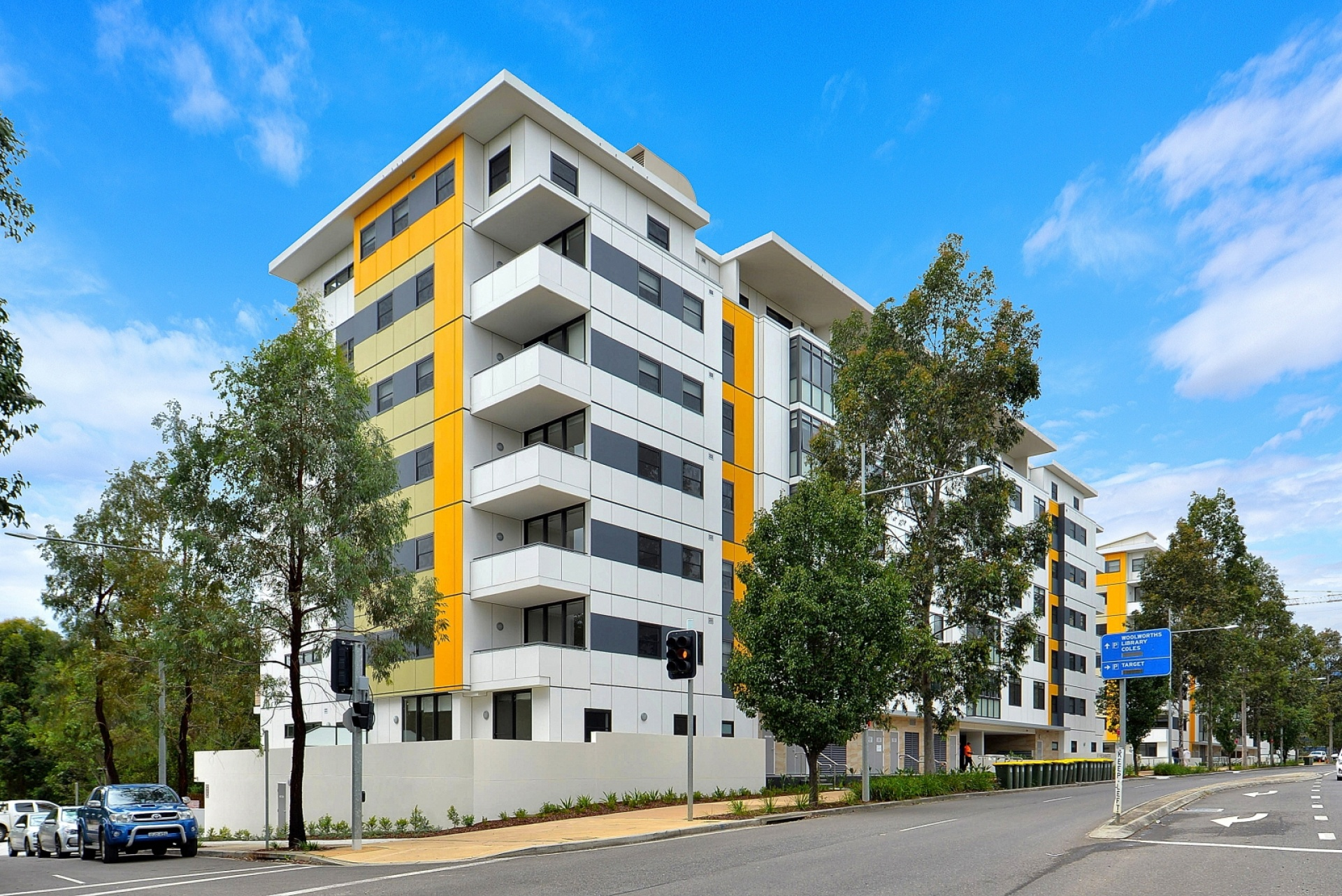 2 Bedrooms, Apartment, Sold , Caddies Boulevarde, 2 Bathrooms, Listing ID 1142, Rouse Hill, NSW, Australia,