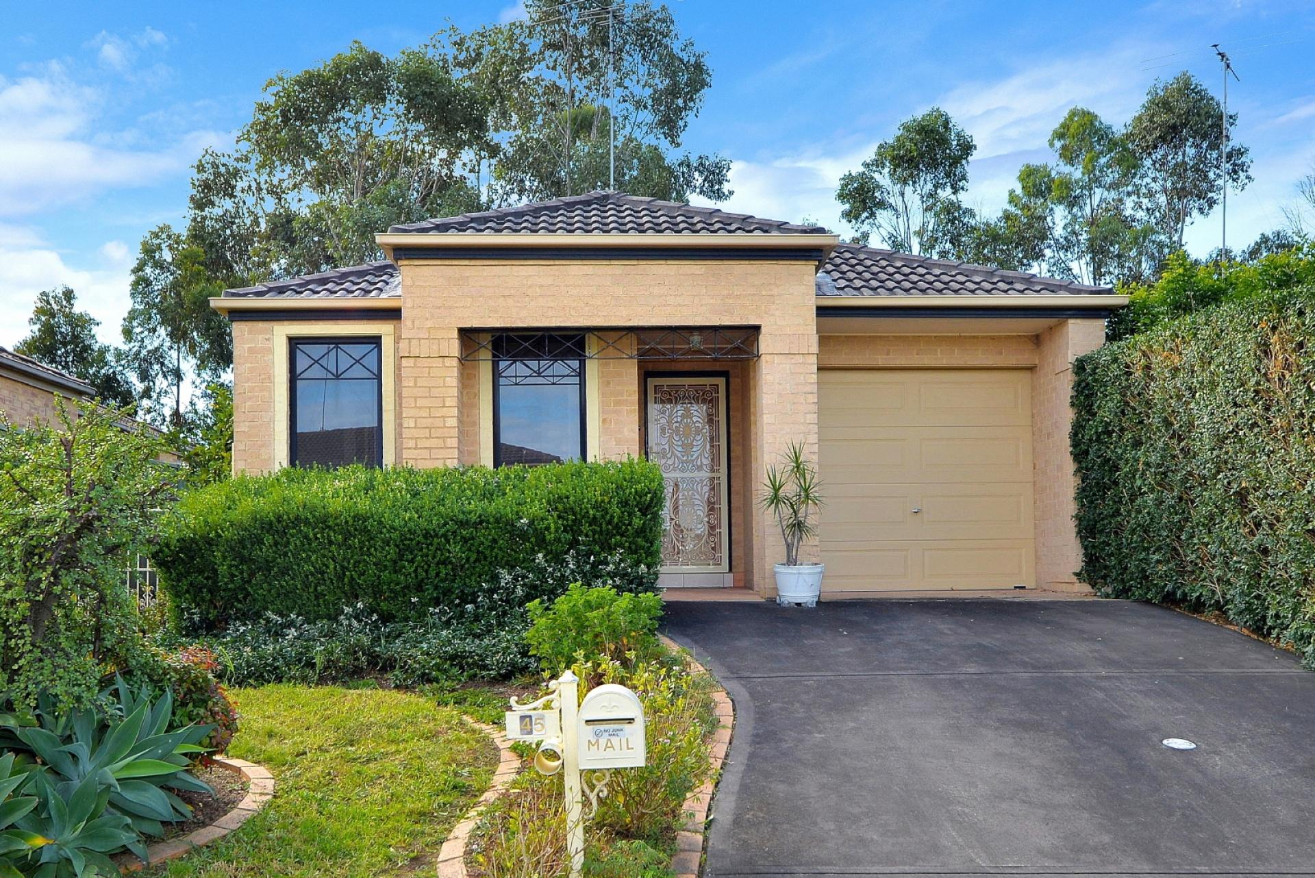 3 Rooms, House, Leased, Sharrock Avenue, 2 Bathrooms, Listing ID 1250, Glenwood, NSW, Australia,