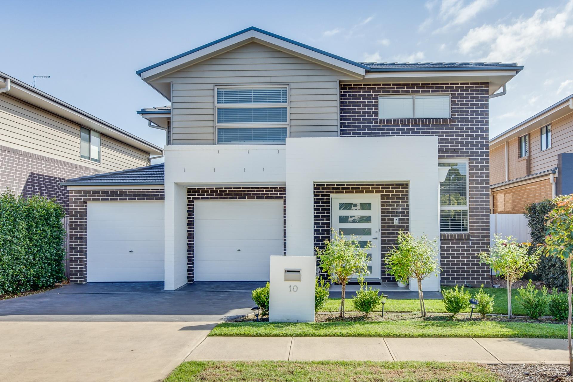 4 Rooms, House, Leased, Eumina Street, 2 Bathrooms, Listing ID 1290, The Ponds, NSW, Australia, 2769,