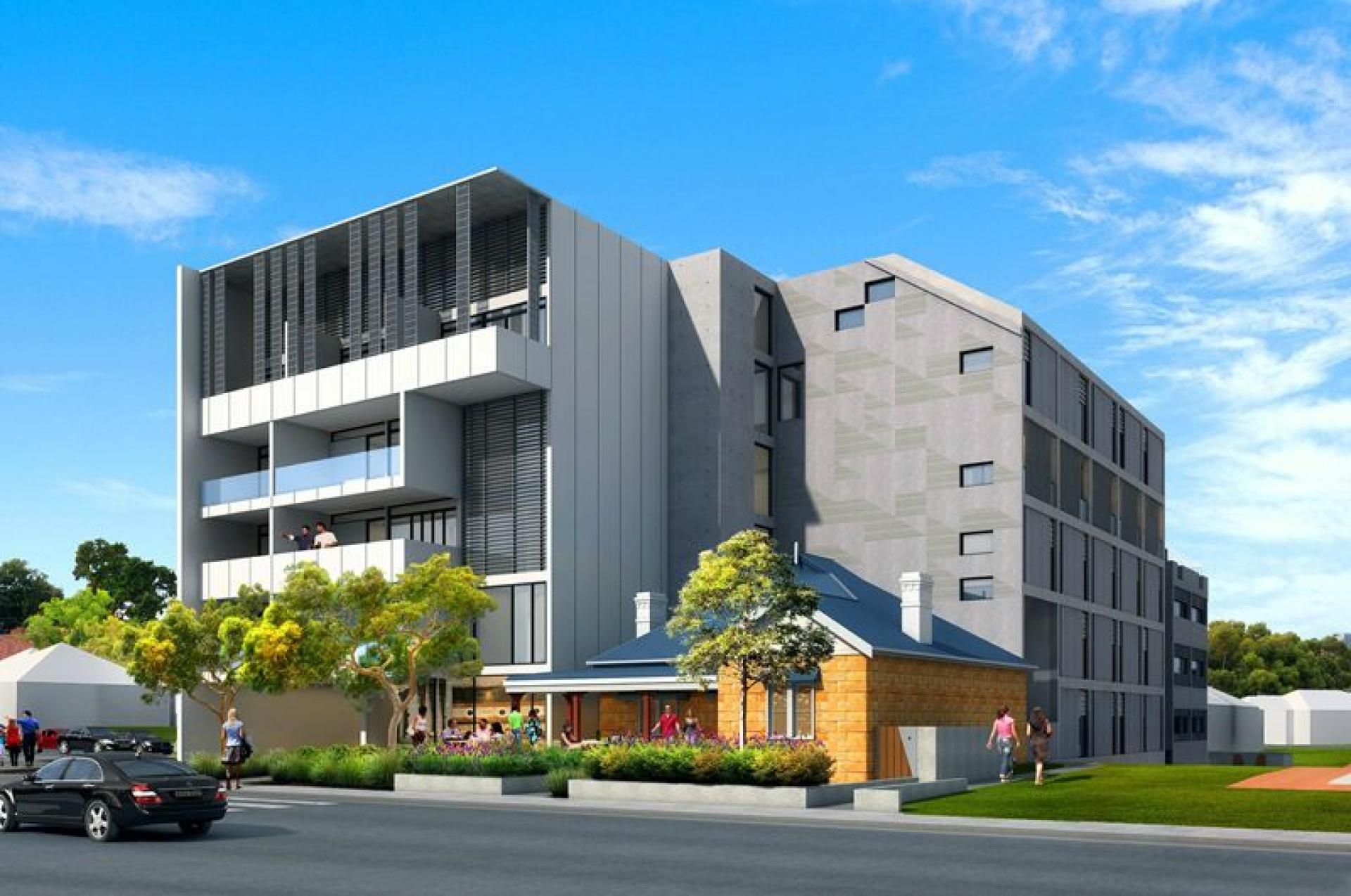 1 Bedrooms, Apartment, Leased, Old Northern Road, 1 Bathrooms, Listing ID 1341, Baulkham Hills, NSW, Australia,