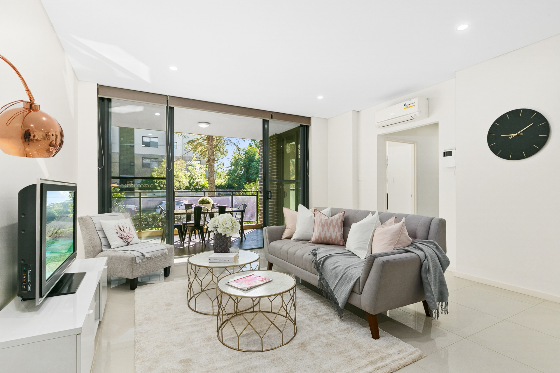 2 Bedrooms, Apartment, Sold , Buckingham Road, 2 Bathrooms, Listing ID 1385, Killara, NSW, Australia, 2071,