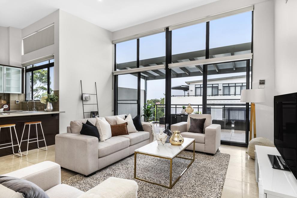 2 Bedrooms, Apartment, Sold , Purser Avenue, 2 Bathrooms, Listing ID 1445, Castle Hill , NSW, Australia, 2154,