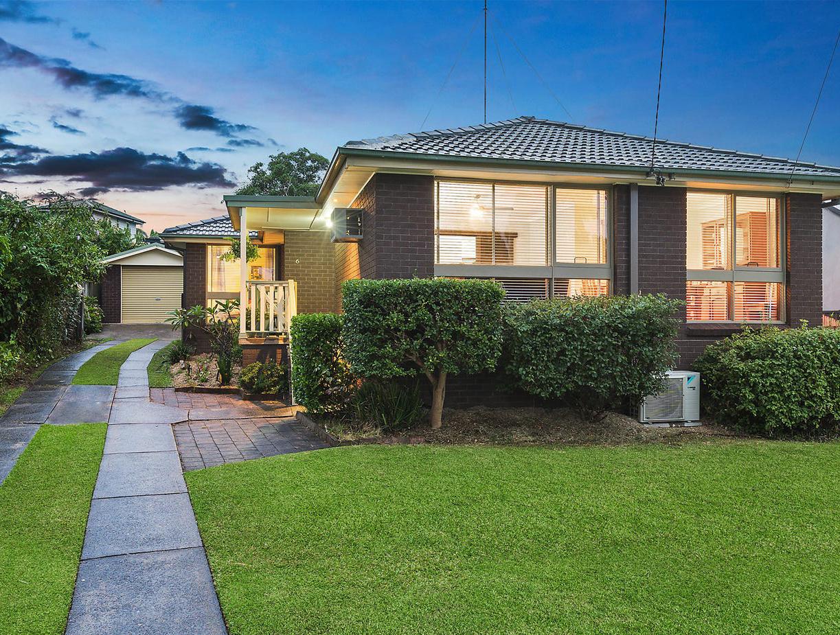 3 Rooms, House, Leased, Volta Street , 1 Bathrooms, Listing ID 1457, Winston Hills , NSW, Australia, 2153,