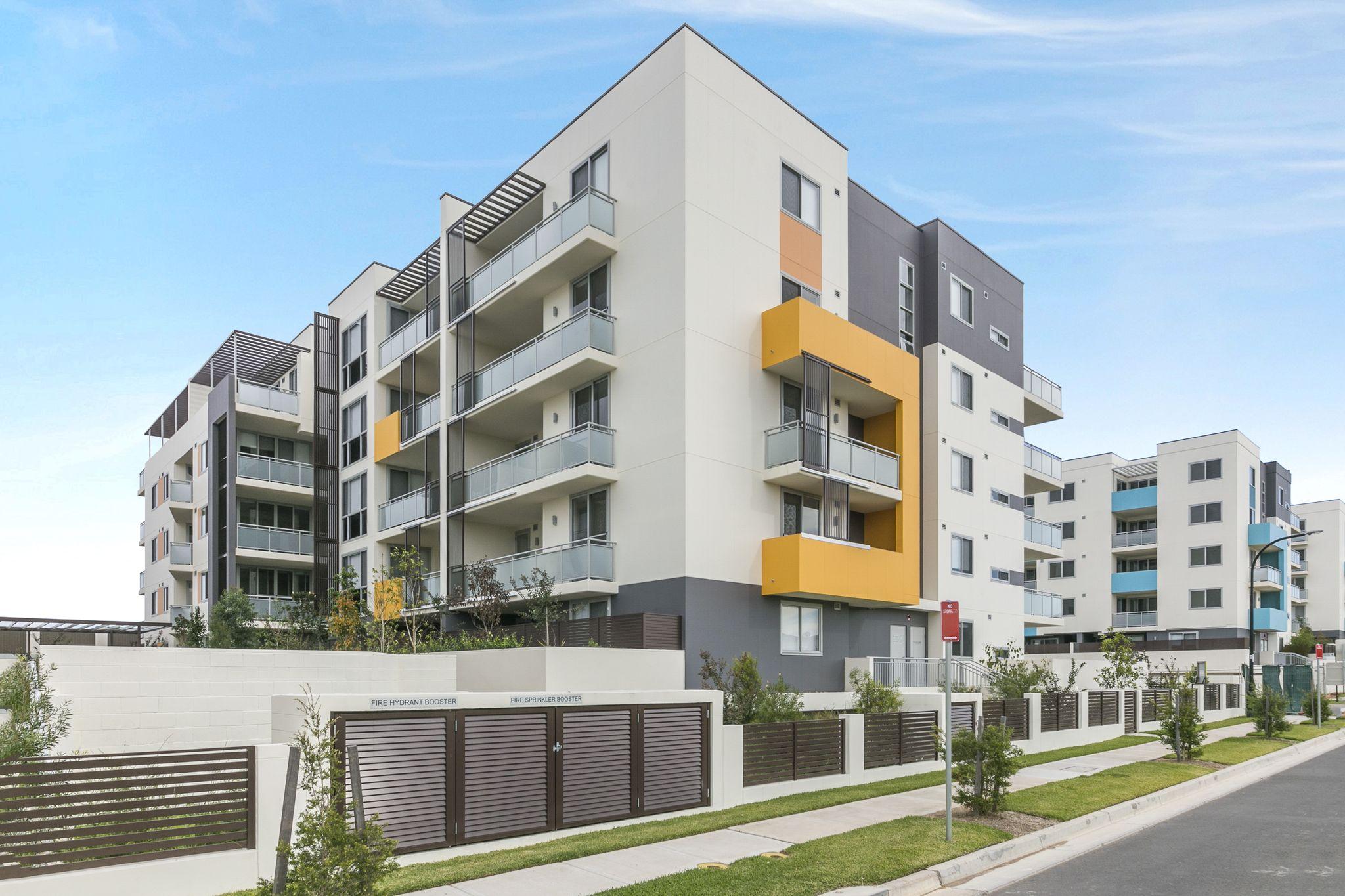 2 Bedrooms, Apartment, Leased, Rebecca Street , 2 Bathrooms, Listing ID 1466, Schofields , NSW, Australia, 2762,